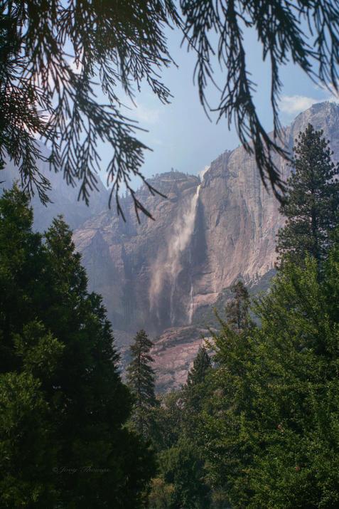 Upper Yosemite falls, US