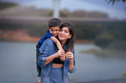 Family photo session, Hyderabad