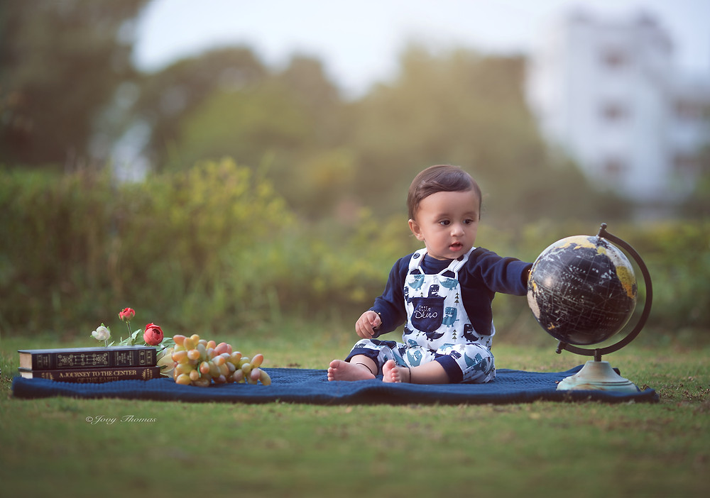 Baby photo session Hyderabad, By: Jovy Thomas