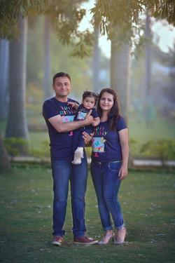 Family photo Hyderabad