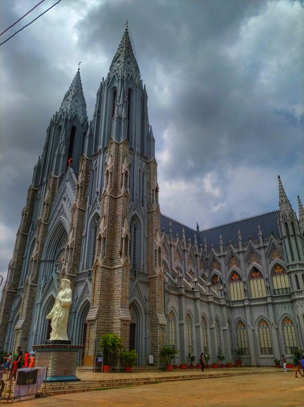 St. Philominea's church, Mysore