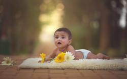 Baby boy photo session Hyderabad