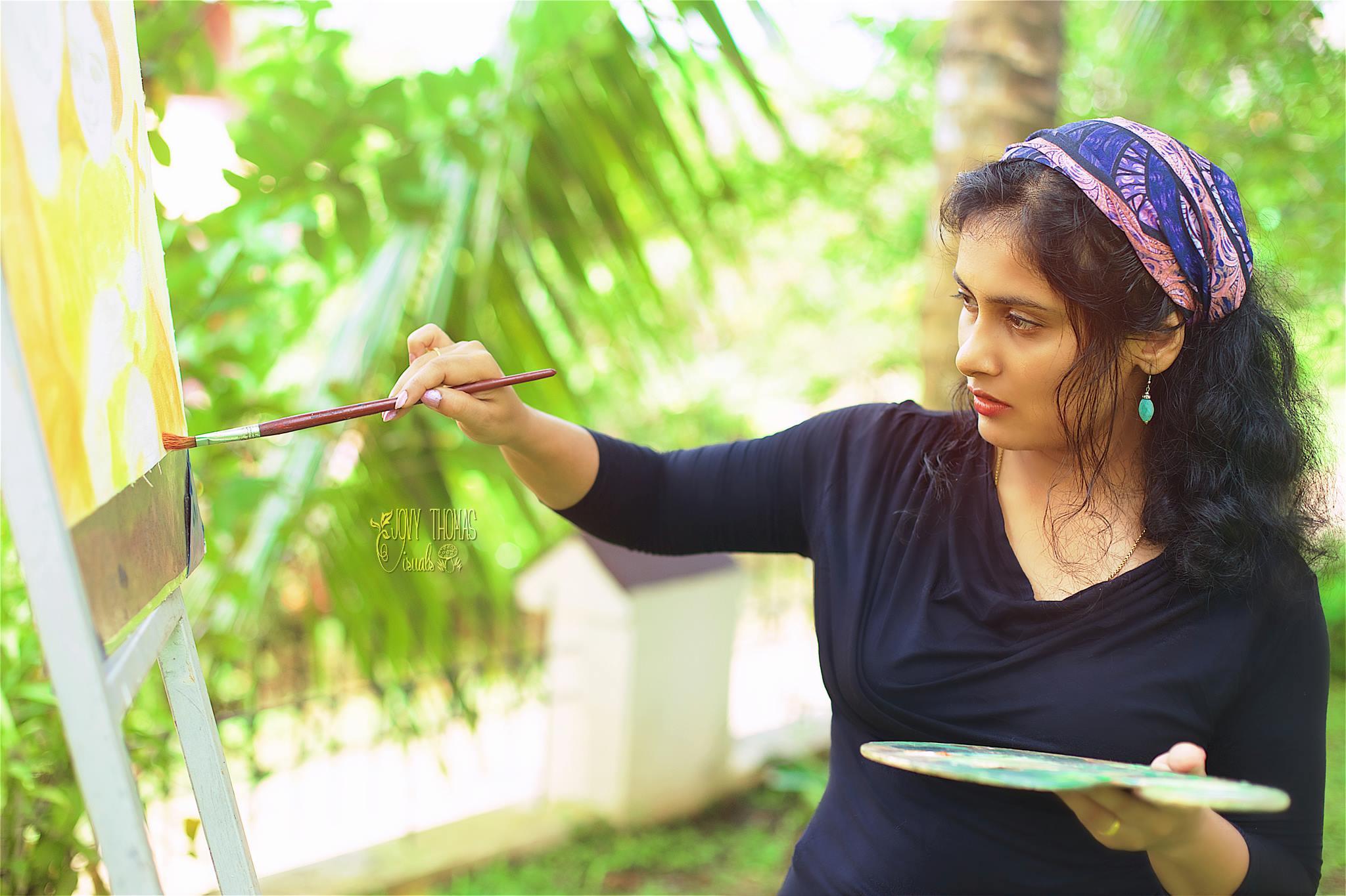 Fine art portraits India