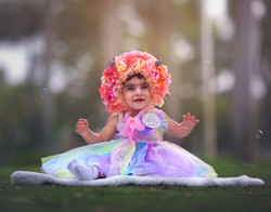 Baby photo session near me