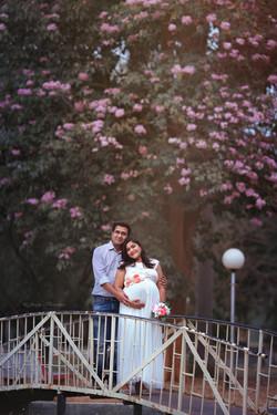 Maternity photo session Hyderabad