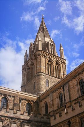 Christ church, Oxford, UK