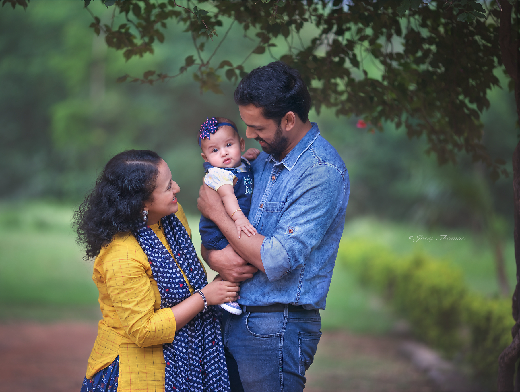 Family photo session Hyderabaddia