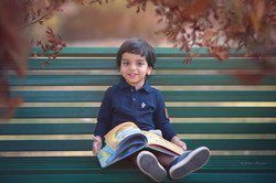 Kids photo session India