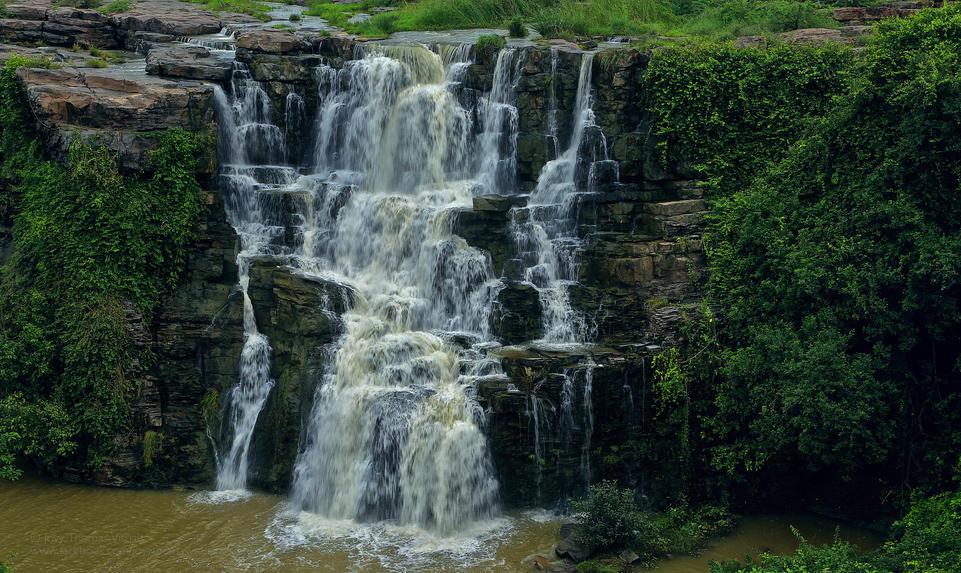 Ethipothala Falls, AP