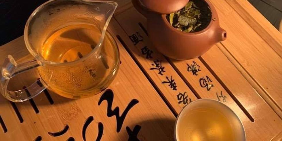 Limited Seating Tea Tasting