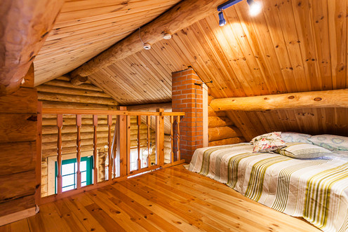 The Loft in Koru Cottage