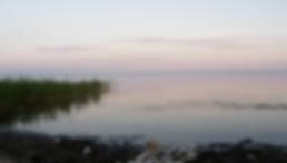 The Baltic Sea (in Hiiumaa)