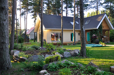 House next to Koru Cottage