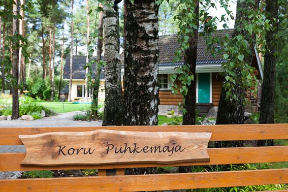 Street view to Koru Cottage