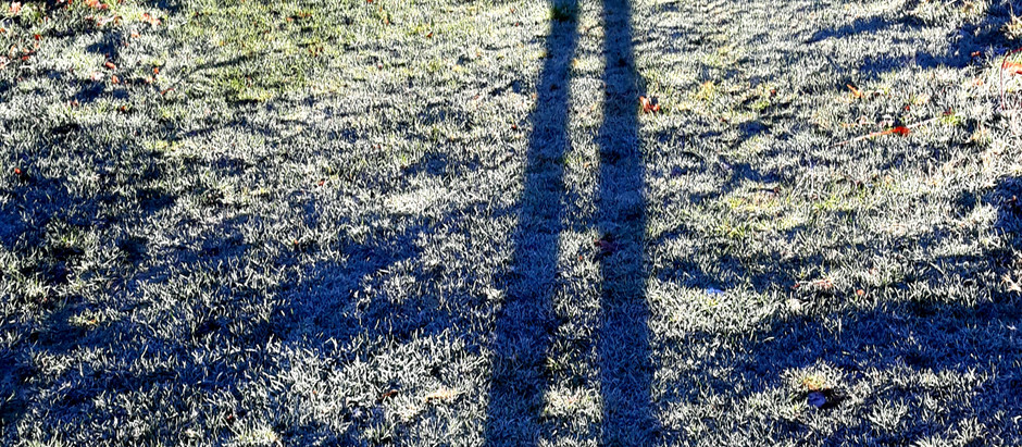 When shadows are cast