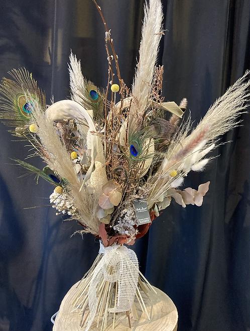 Bouquet sec élégant