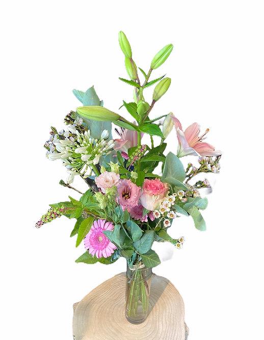Bouquet élancé
