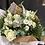 Thumbnail: Bouquet de saison blanc/ vert