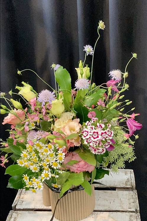 Abonnement de fleurs pour particuliers/6 mois de fleurs