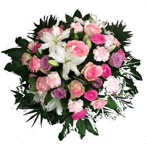 Ref2 rose et blanc classique