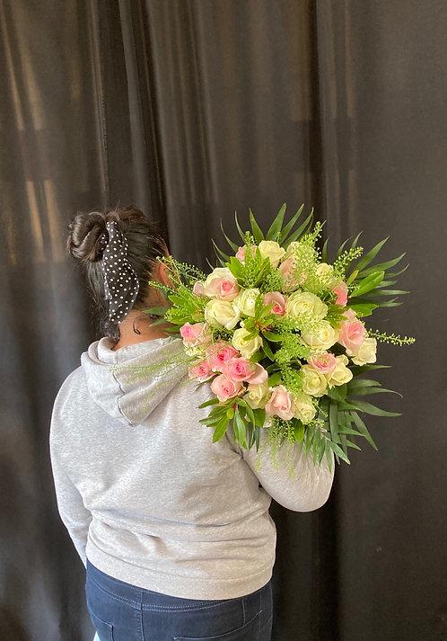 Bouquet douceur d'amour