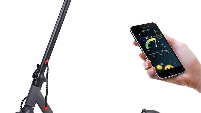 Electric Scooter EZ6 Pro Adults Foldable