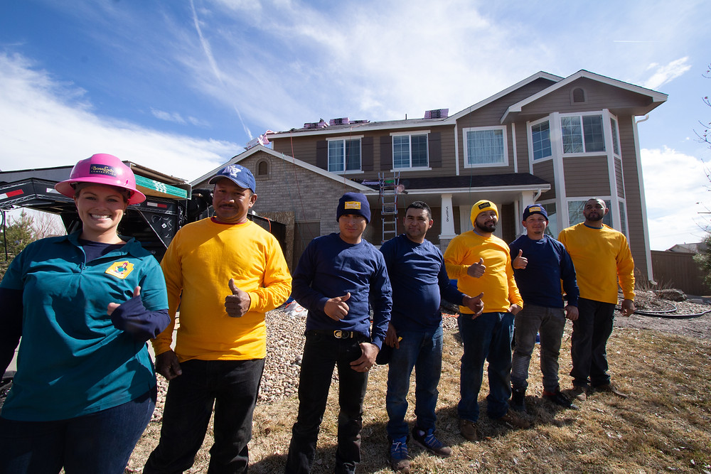 best roofing companies in Denver