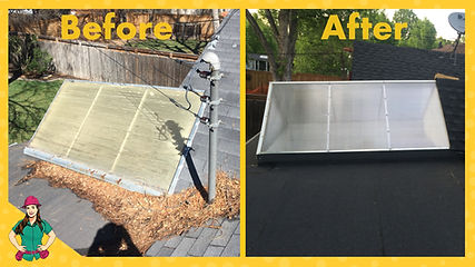 colorado roof before and after