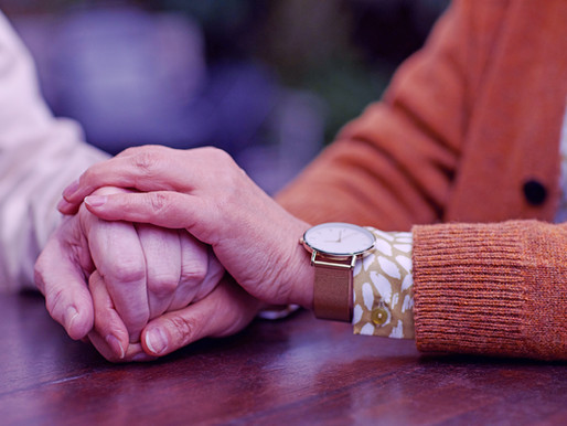 5 Ways to Support a Grieving Loved One - part 3 in Grief Series