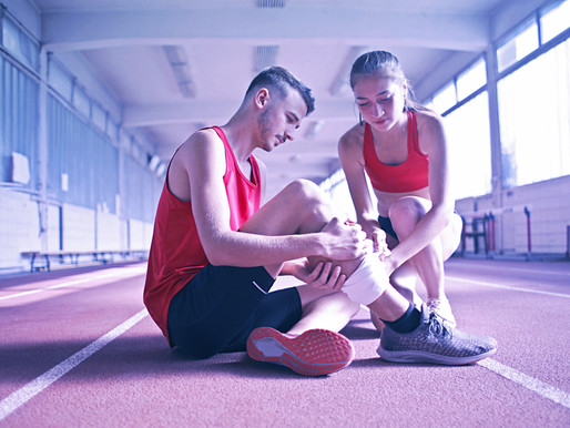 Sports Psychology: SPORTS INDUCED ANXIETY… USE IT OR LOSE IT!