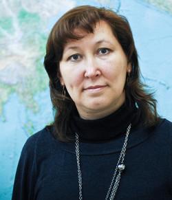 Векшина Наталья Семёновна