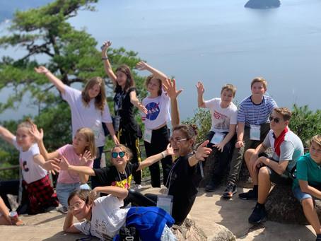6 и 5 классы: Образовательная поездка в Японию