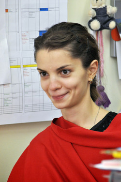 Березняцкая Анна Георгиевна