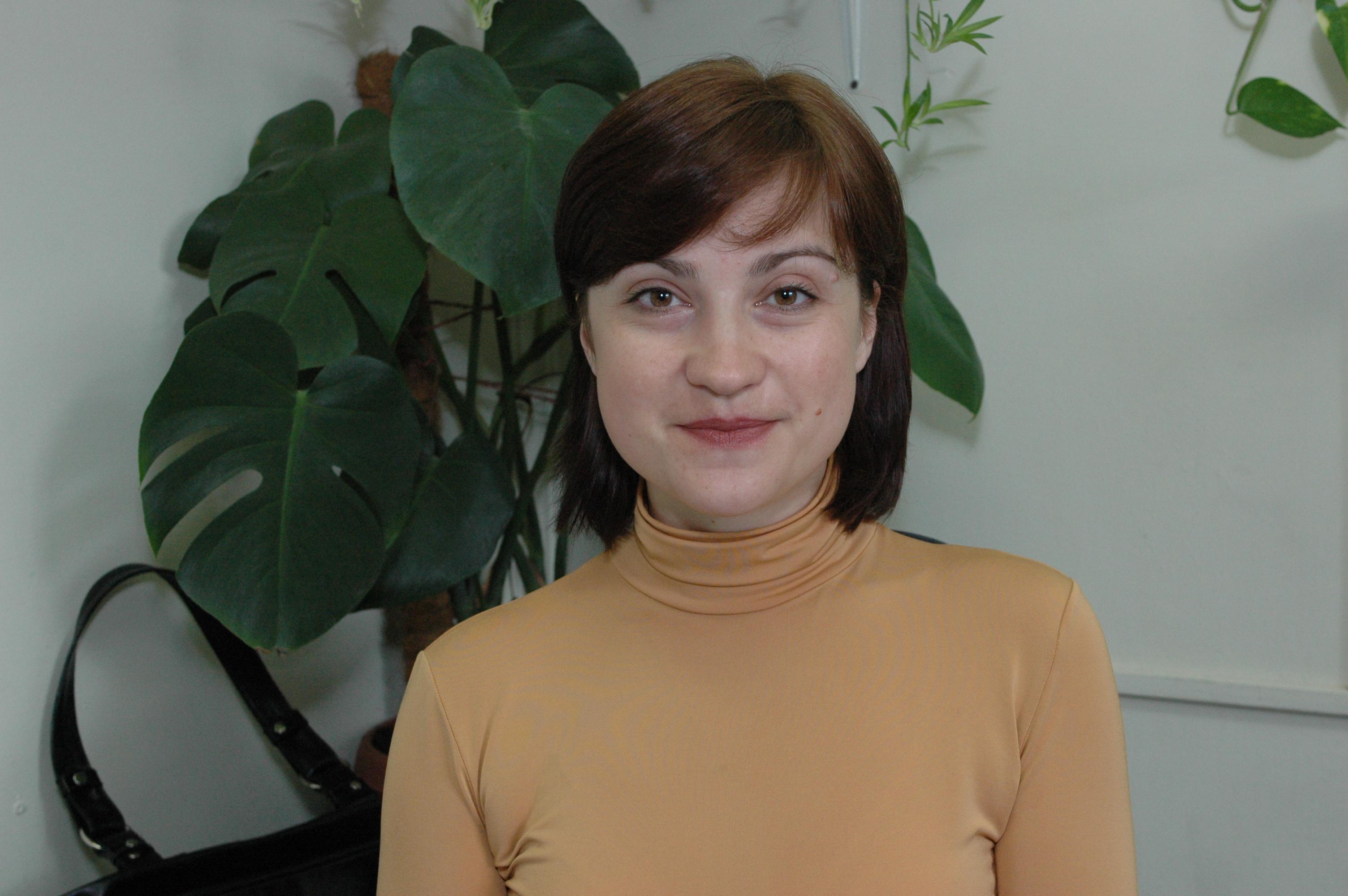 Григорьева Марина Владимировна