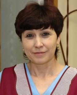 Клычева Ирина Ишчатовна