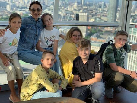 Летняя образовательная поездка в Великобританию