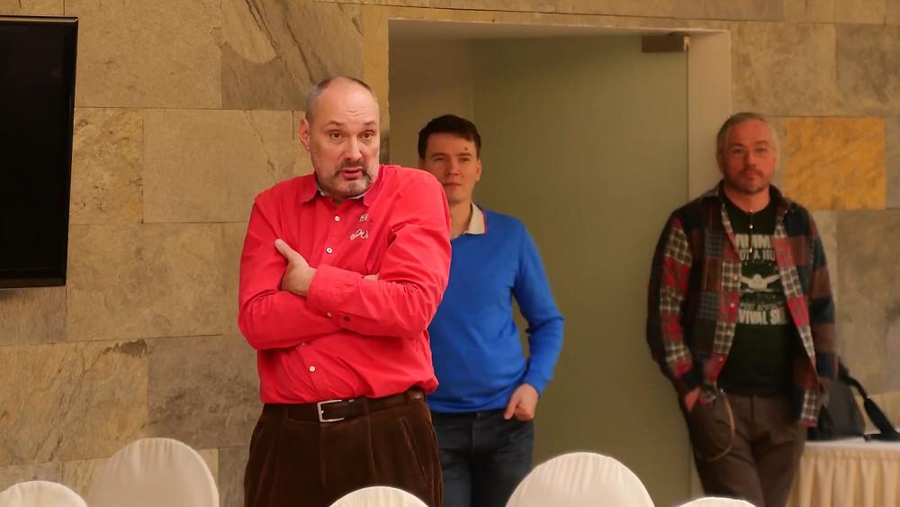 Петр Щедровицкий.