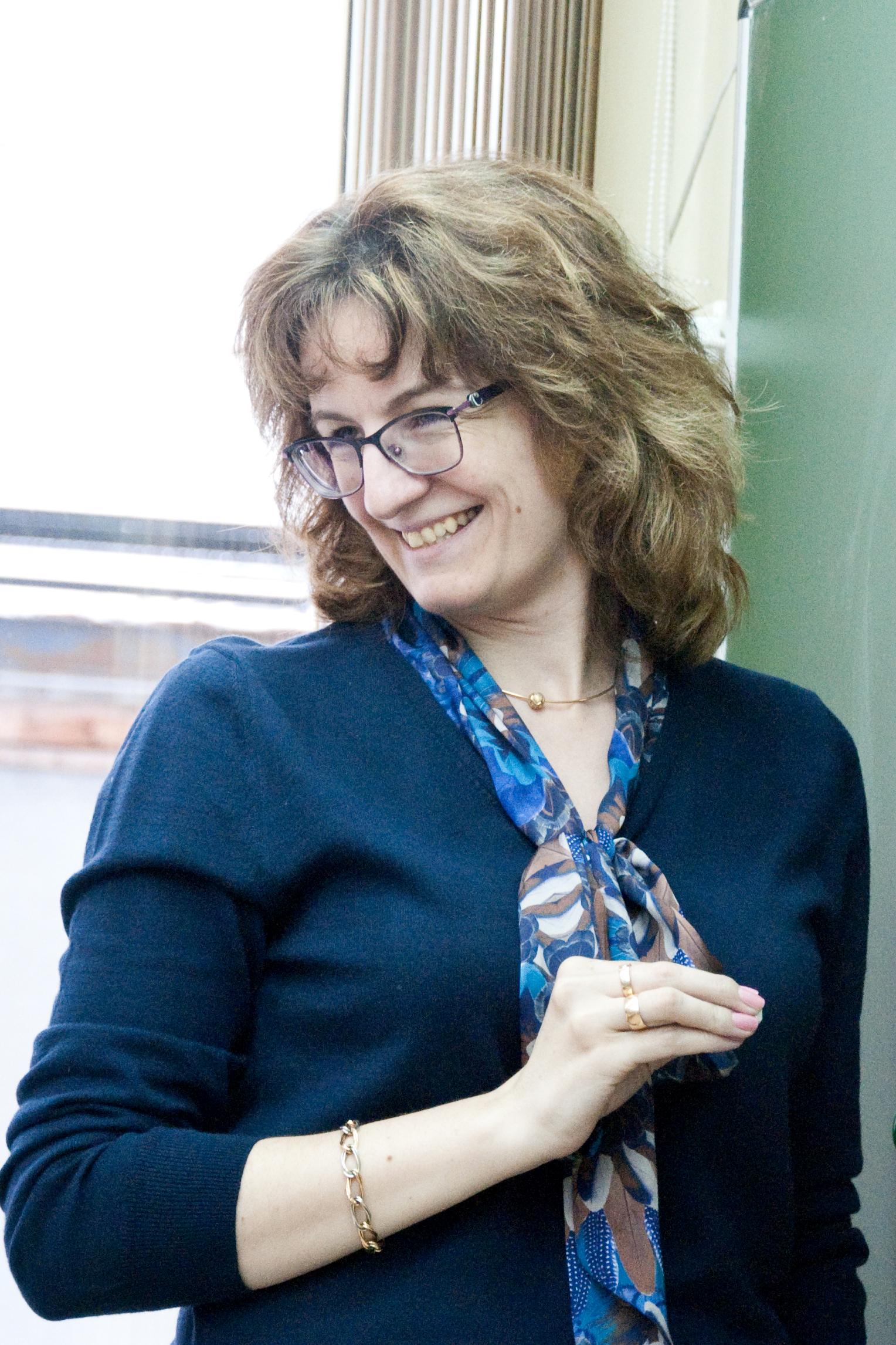 Вербицкая Мария Владимировна