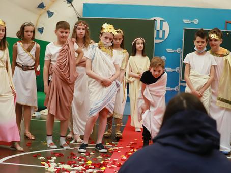 5 класс: Древнегреческое путешествие