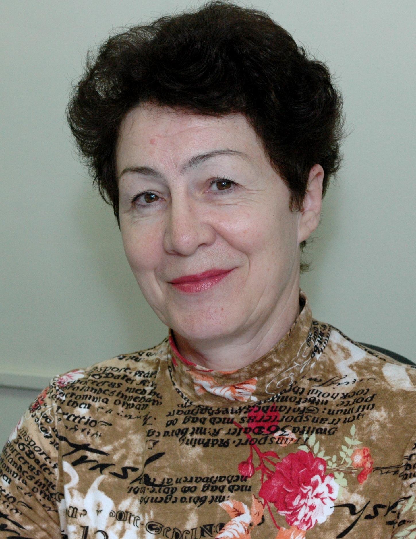 Ульянова Надежда Павловна