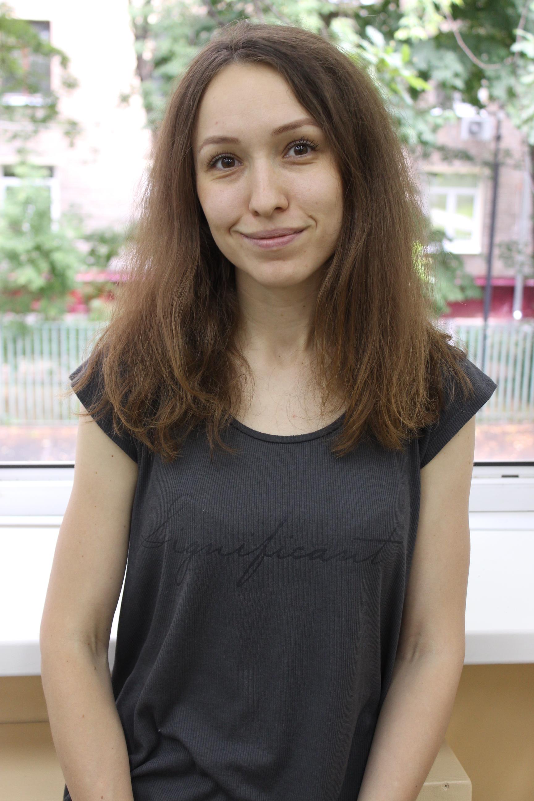 Шевченко Мария Александровна