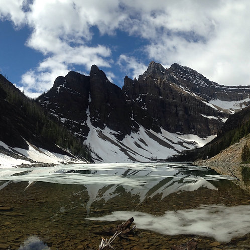 Lake Agnes - Now through October 30th, 2020!