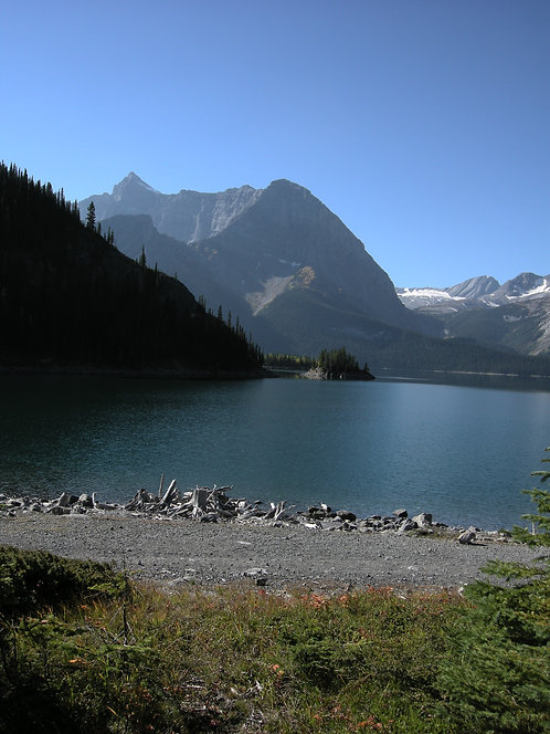 Peter Lougheed Park - 3 Lakes Tour - Now till October 30th, 2020