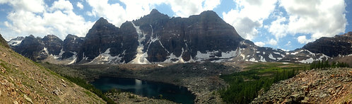 Valley of the Ten Peaks - Now to October 30th, 2020