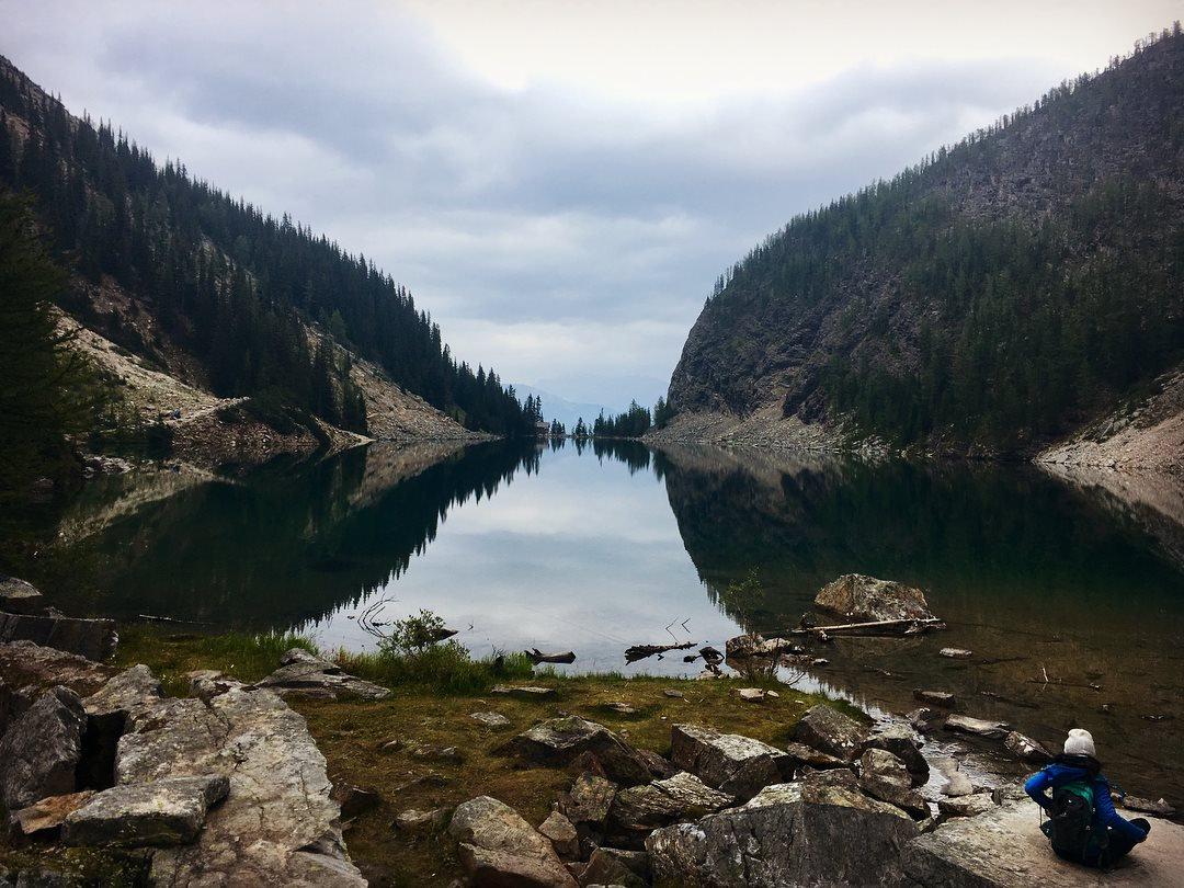 Lake Agnes 1/2 Day Hike