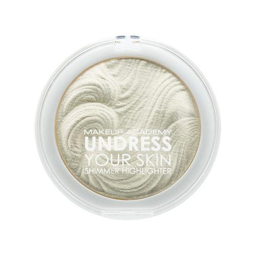 Makeup Academy Highlighting Powder Undress Your Skin - Irridescent Gold