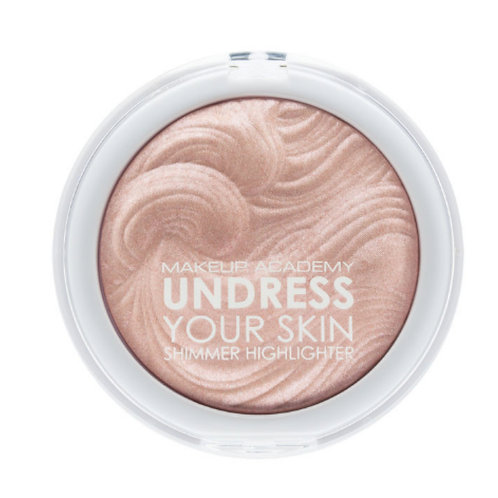 Makeup Academy Highlighting Powder Undress Your Skin - Pink Shimmer