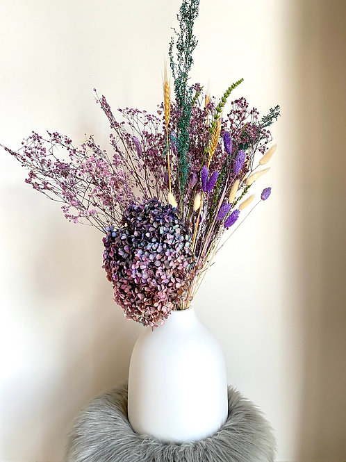Purple Power Flower Arrangement