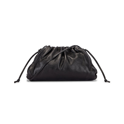 Allure Black Mini Pouch Bag