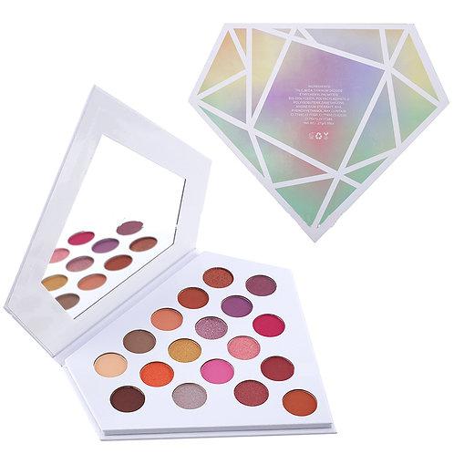 Milanetta Diamond Eyeshadow Palette